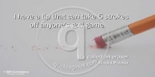 Quoteagious Golf #SPT-GOLFA01-015-00045