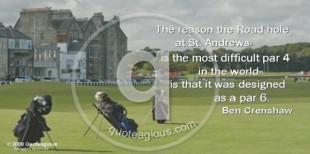 Quoteagious Golf #SPT-GOLFA01-016-00046