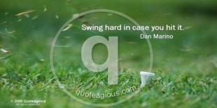 Quoteagious Golf #SPT-GOLFA01-027-00057