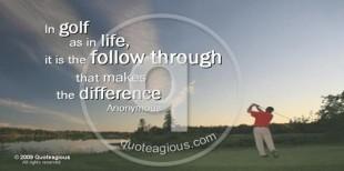 Quoteagious Golf #SPT-GOLFA01-030-00060