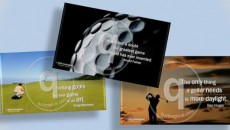 Quoteagious Golf Theme