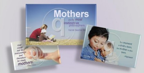 Quoteagious Motherhood Theme