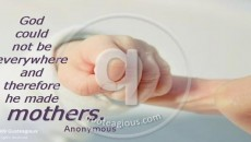 Quoteagious Motherhood #CEL-MTHRHD01-001-00061