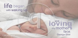 Quoteagious Motherhood #CEL-MTHRHD01-003-00063
