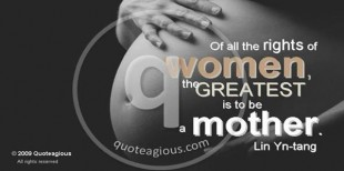 Quoteagious Motherhood #CEL-MTHRHD01-004-00064