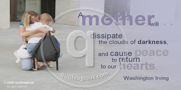 Quoteagious Motherhood #CEL-MTHRHD01-015-00075