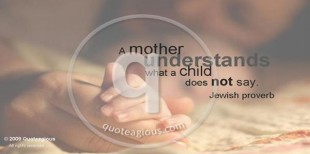 Quoteagious Motherhood #CEL-MTHRHD01-016-00076