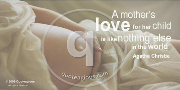 Quoteagious Motherhood #CEL-MTHRHD01-019-00079