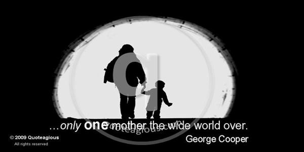 Quoteagious Motherhood #CEL-MTHRHD01-026-00086